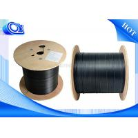 Buy cheap 2/4/6/8/12 Cores Fiber Optic Cable  Tactical Outdoor Fiber  Optic Cable from wholesalers