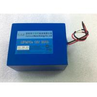 China UPS / Electric Wheelchair Lifepo4 Rechargeable 12V 20Ah Lifepo4 Battery Pack on sale