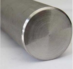 China Customized Length Titanium Alloy Bar High Heat Transfer Capability on sale