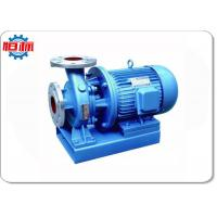 China ISW Inline Circulating Centrifugal Water Pump Small For Fire Boosting on sale