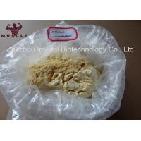 Effective Trenbolone Enanthate Powder Parabolan Yellow Powder For Fat Loss Manufactures