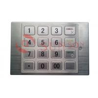 China Pin Number Pad Encryption Pin Pad PCI 3.X EPP SE8098B For Hyosung ATM on sale