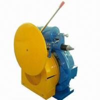 China Elevator Traction Motor with 300 to 1,600kg Weight on sale