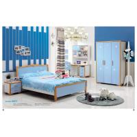 Buy cheap latest wooden bed designs New design bedroom furniture childrens 6601 from wholesalers