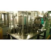Granular Beverage Automatic Liquid Filling Machine For Glass / Hdpe Bottle Manufactures
