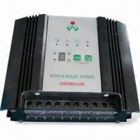 300W Wind Hybrid Controller with 12V Battery and Over-voltage Protection Manufactures