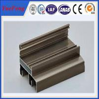 Aluminium windows profiles in china manufacturer,aluminium double sliding windows frame Manufactures
