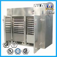 Food Powder Industrial Tray Dryer 304 Stainness Steel  120 Kg / Batch Drying Capacity Manufactures