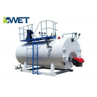 4.2MW Chemical Plant Natural Gas Steam Boiler Full Automation 6T Rated Evaporation Manufactures