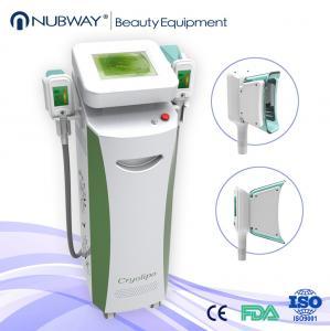 China Use At Home Tripolar RF Ultrasound Fat Cavitation Cryolipolysis Machine on sale