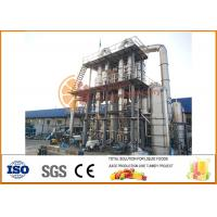 China Complete Tomato Processing Line 1965t/h Cooling water Consumption on sale