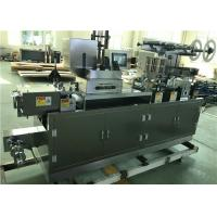 Small Medical Apparatus Automatic Blister Packing Machine Blister Sealer Machine Manufactures
