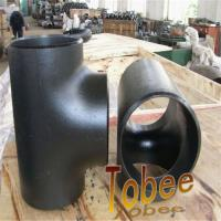 Carbon Steel Wpb A234 Equal Tee  for pipeline Manufactures
