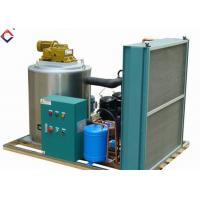 Automatic Industrial Ice Maker Equipment , stainless steel Ice Maker Manufactures