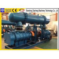 China Mining Exploitation High Pressure Roots Blower With Discharge Pressure Gauge on sale