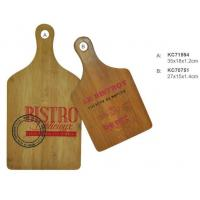 Natural and eco-friendly Fruits vegetables kitchen cutting board bamboo shape Manufactures
