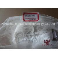 Raw Steroid Bodybuilding Test Cyp Testosterone Cypionate Powder CAS 58-20-8 for Muscle Gain Manufactures