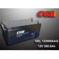 Electric Power Storage Rechargeable Vrla Battery Absorbent Glass Mat Agm Technology Manufactures
