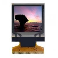 China Full Color OLED Display 1.1'' 96*96 on sale