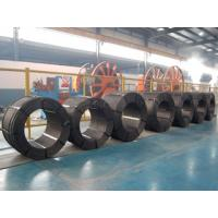 Black ASTM A416 15.24mm PC Steel Wire Strand Grade 270 ISO9001 Certificated Manufactures