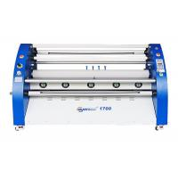 Double Side Heater Large Format Cold Laminator High Performance 5.5 Feet Manufactures