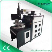 China Compact Micro Laser Welding Equipment , Lithium Ion Battery Spot Welding Machine on sale