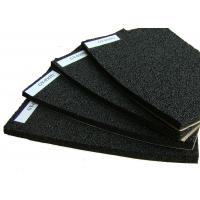 China Best Anti Vibration Material , Rough Surface Heat Resistant Sound Insulation on sale
