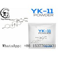 Muscles Gaining YK 11 Powder 1370003-76-1 99% Purity White Solid Powder Manufactures