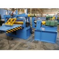 Ф240mm Steel Coil Slitting Machine , Steel Slitting Equipment Separate Coil