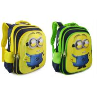 New Minions 3D Cartoon Kid's School Bag Rucksack Backpack For 1 years to 12 years Old Kids Manufactures