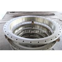 Quenching And Tempering Carbon Steel Flange / Pressure Vessel Flange Manufactures