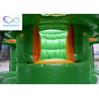 Commercial Outdoor 5m Large Carnival Game Interactive Inflatable Human Whack A Mole For Kids N Adults Party Manufactures