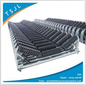 Conveyor impact belt roller Manufactures