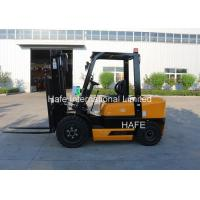 Durable FD30T CPCD30 Compact Forklift Trucks 3T Capacity With Sideshift Manufactures