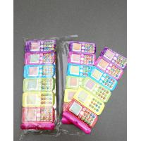Mobilephone Candy  Fashionable and Funny Shape Colorful Outlook Promotional Sanck Manufactures