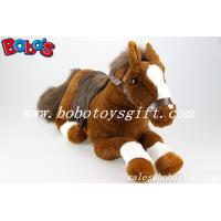 20.5/30 The Simulation Toy Horse Plush Stuffed Horse Animals Manufactures