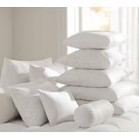 China Durable Polyester Decorative Pillow Inserts Personalized Bolster Neckroll on sale