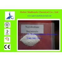 CAS 360-70-3 Weight Loss Steroids Nandrolone Decanoate White Crystaline Powders Manufactures
