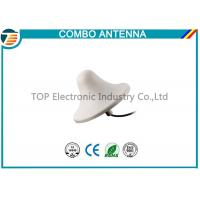 ROHS Router White Color GSM WIFI Combo Antenna 824MHz - 2500MHz Manufactures