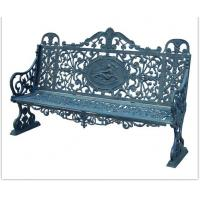 Copper Rust Garden Cast Iron Table And Chairs In Antique Style Vintage Cast Iron Bench Manufactures