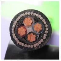 Quality Low voltage 4x35mm2 xlpe insulated power cable for sale