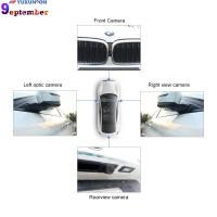 3D 360° Surround View Car Camera System G - Sensor Wake Up System Stereo Imaging Manufactures