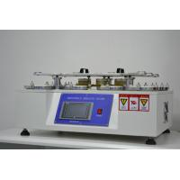 Quality Texitle Abrasion Resistance Testing Machine , Fabric Abrasion Testing Machine for sale