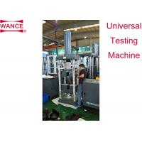 China Multi Stranded Wire Tensile Testing Machine 600kN φ6-φ21mm ASTM A370 Standard on sale