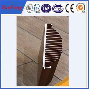 custom heatsink manufacturer aluminium extrusion profiles fatory offer aluminium heatsink Manufactures