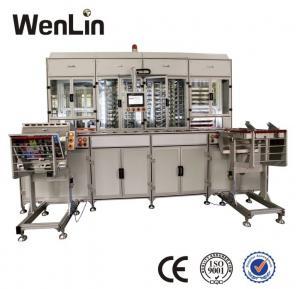 China Plastic PVC White Blank Card with chip 13.56mhz F08 Smart Card Laminator labor saving id card laminator on sale