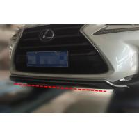 China Plastic ABS Auto Body Kits for LEXUS NX300 2015 Front and Rear Lower Garnish on sale