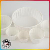2oz Paper Souffle Portion Pleated Paper Cups Manufactures