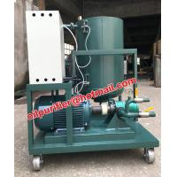 Oil Flushing System, Dirty Lubricant Gear hydraulic Oil Flushing Unit with Plunger pump Manufactures