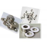 Most Powerful Neodymiuml Ring Magnets Customized Coating Ndfeb Magnets Manufactures